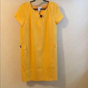 Yellow Dress with pockets!